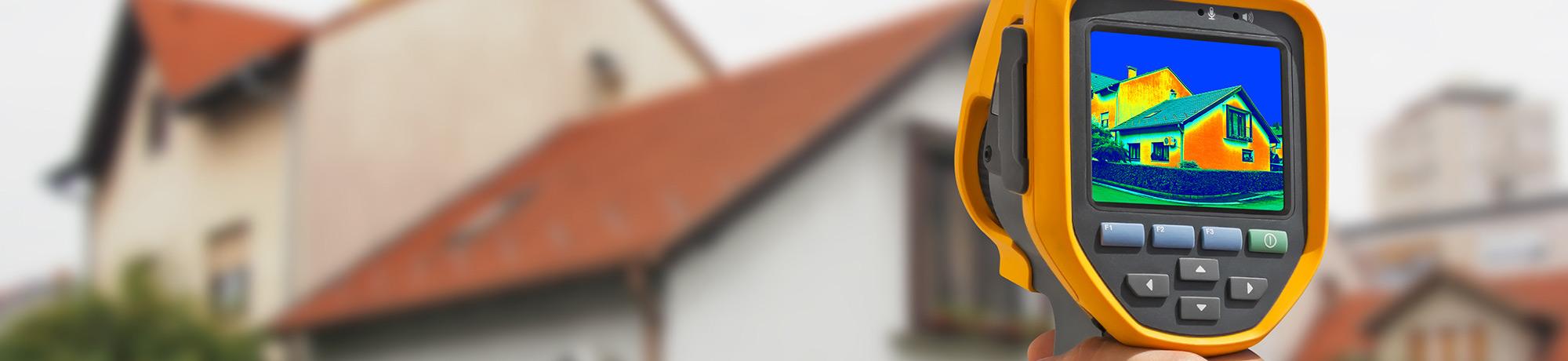La Termografia all'infrarosso nell'edilizia Iscriviti alla Newsletter