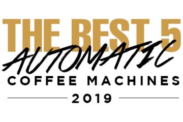 De 5 bedste automatiske kaffemaskiner