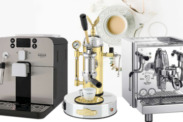 Typer av kaffemaskiner
