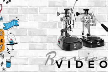 La Pavoni Europiccola videohandleiding en hoofdhandelingen