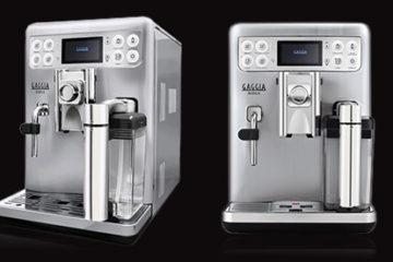 Den nya linjen av superautomatiska kaffemaskiner, Gaggia Magenta