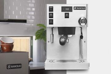 Ett ny ambassadör för kaffemaskinen Rancilio Silvia Pro