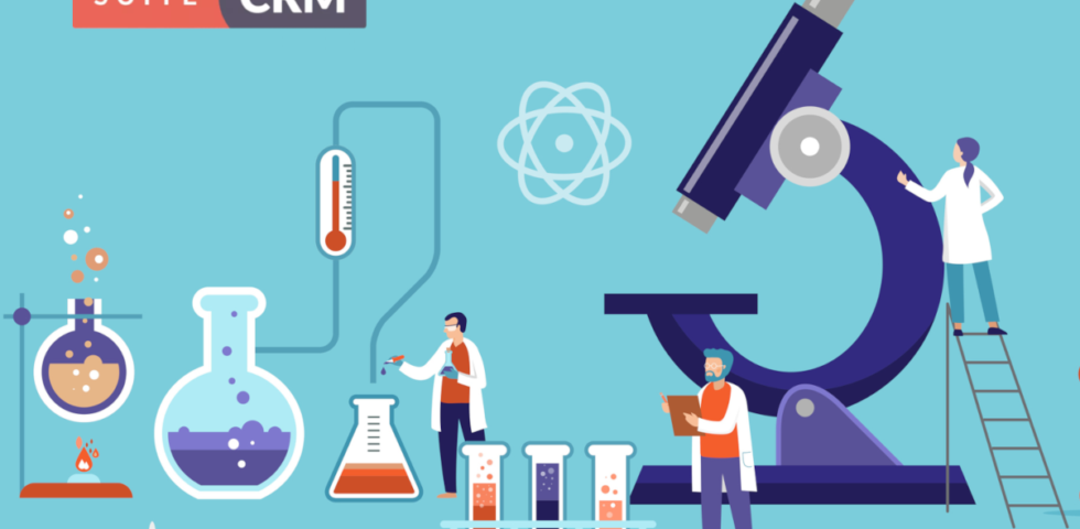 CRM per Laboratorio Veterinario